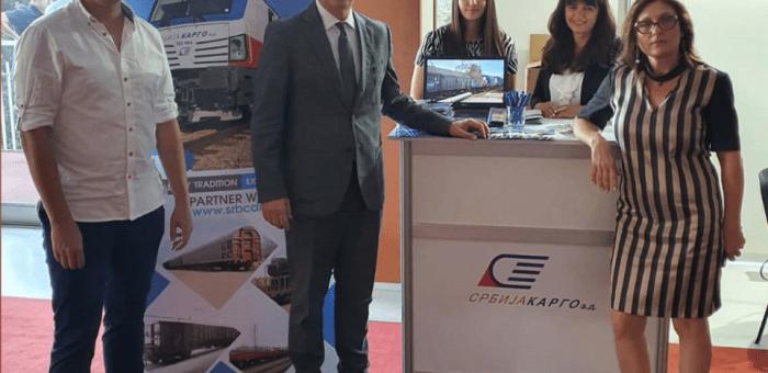 СРБИЈА КАРГО СЕ УСПЕШНО ПРЕДСТАВИО НА РЕГИОНАЛНОМ САЈМУ САОБРАЋАЈНИХ ТЕХНОЛОГИЈА SEE MOBILITY 2021